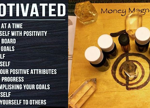 How to stay motivated and money magnet
